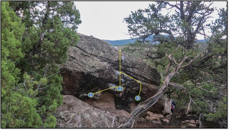 Rock Climbing Photo: 3. Vile Vigil.