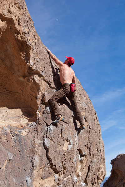 Rock Climbing Photo: Happy boulders in Bishop