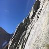 Venusian Blind on Temple Crag