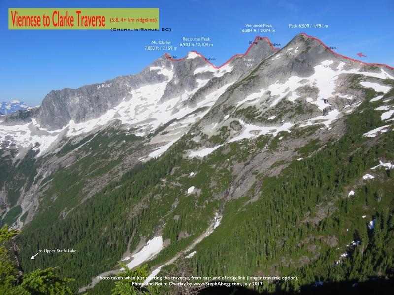 Rock Climbing Photo: VC Traverse