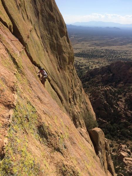Rock Climbing Photo: sheepshead area