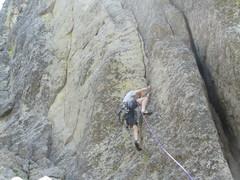 Rock Climbing Photo: Obelisk, Custer State Park