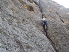 Rock Climbing Photo: Cat's Meow, Custer State Park