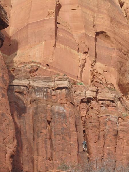 Rock Climbing Photo: Poo Toob