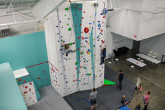 Rock Climbing Photo: Kids wall at Zenith