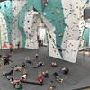 Top rope and Lead climbing walls