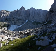 Rock Climbing Photo: Nothing better than waking up in the cirque to thi...