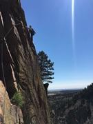 Rock Climbing Photo: Ruper
