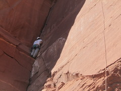 Rock Climbing Photo: P1 Epitaph