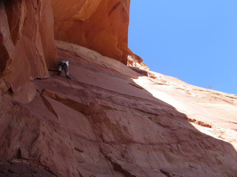Rock Climbing Photo: P2 Epitaph