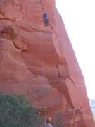 Rock Climbing Photo: T.C.