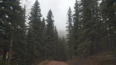 Rock Climbing Photo: Driving into camp