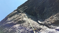 Rock Climbing Photo: Nice crack although you can't tell from this pictu...