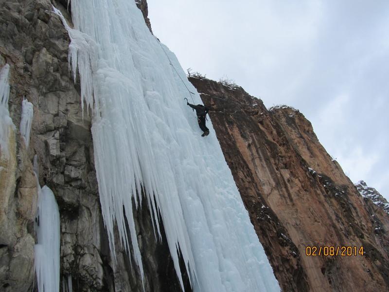 Rock Climbing Photo: Rifle