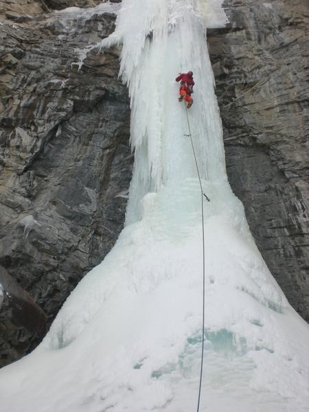 Rock Climbing Photo: Pillar of Pain