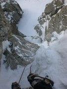 Rock Climbing Photo: Far Reaching Return
