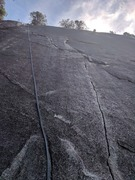 Rock Climbing Photo: Paul's Crack (for a fun alternative, try going up ...