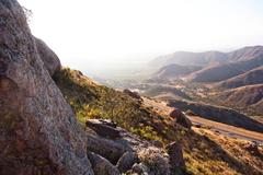 Rock Climbing Photo: Conejo Boulders