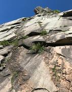 Rock Climbing Photo: Weissners Dike