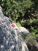 Rock Climbing Photo: Slabby crimpy