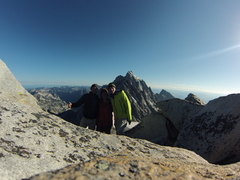 Rock Climbing Photo: South teton