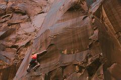 Rock Climbing Photo: Kura Buran (5.12)