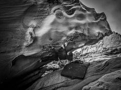 Rock Climbing Photo: Triceratops- Salt Point CA