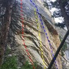 Ol' Drippy 5.11b (red)