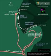Rock Climbing Photo: Thacher Overview