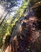 Rock Climbing Photo: Photo credit Camille Gerard