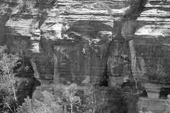 Rock Climbing Photo: Horseshoe North Cliff (aka HSN) hosts some great c...