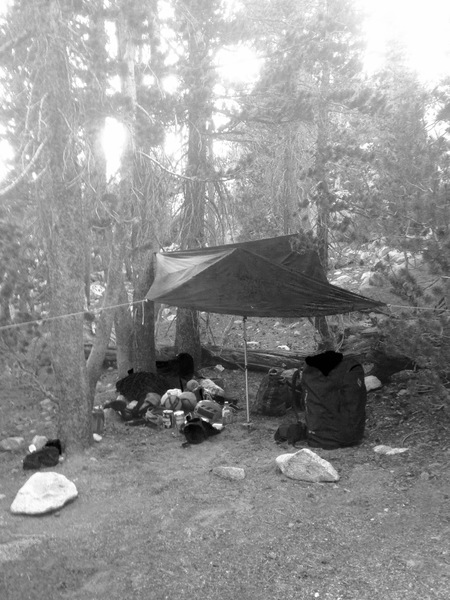 Alpine Hobo Camp!!