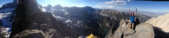 Rock Climbing Photo: Summit of Temple!! The views are amazing!