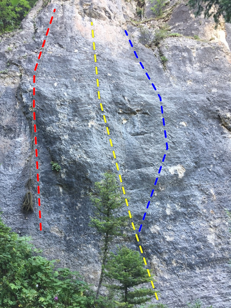 Carl Brutananadilewski 5.11a/b (red)