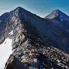 Peak 9686 & Pyramid Peak