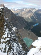Rock Climbing Photo: E Ridge Edith Cavell