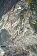 Rock Climbing Photo: Tetons, N. Ridge var.