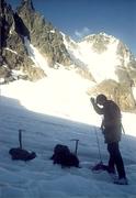 Rock Climbing Photo: Mt. Shuksan, Price Glacier