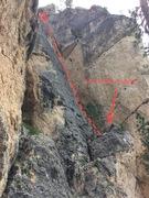Rock Climbing Photo: LL