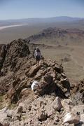 "Rock Climbing Photo: Mark Quinn and Jim ""Frodo"" Lybarger on t..."