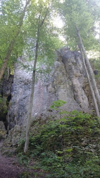 Breitenberg Nordwand
