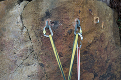 Rock Climbing Photo: 150. Thierry - Taiwan made Titanium bolts