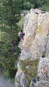 Rock Climbing Photo: Solo.