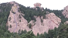 Rock Climbing Photo: Forgotten Flatiron.