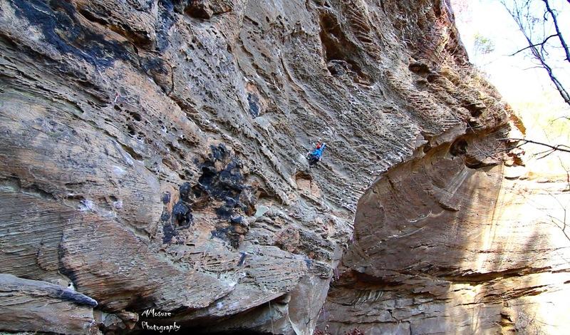 Climber, Michael Mosure
