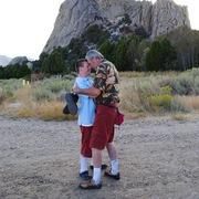 Rock Climbing Photo: Joseph Henry Miller - but we call him 'Pete'
