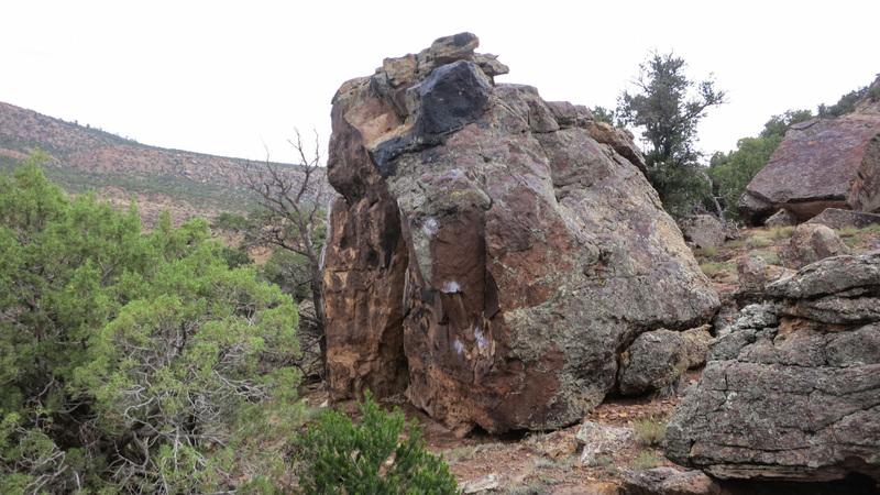 Rock Climbing Photo: Buena Vista Rock.