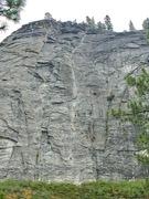 Rock Climbing Photo: The whole shebang.