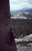 Rock Climbing Photo: Start of Razorback