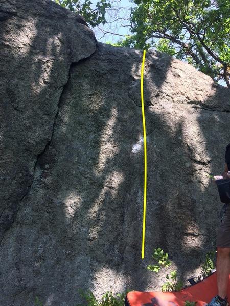 Rock Climbing Photo: Mouse Trap
